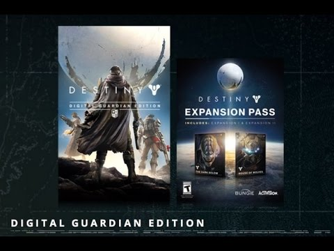 Free Destiny Upgrade From 360 and PS3 to Xbox One and PS4
