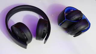 New PS4 Gold Wireless Headset Review + Comparison