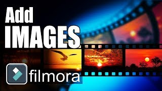 Add Image To Video | Filmora 9 Effects
