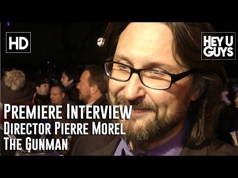 Director Pierre Morel   The Gunman World Premiere
