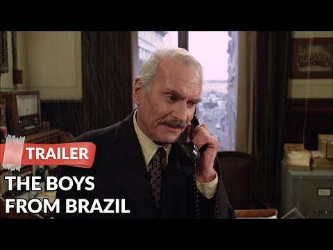 The Boys From Brazil 1978 Trailer | Gregory Peck | Laurence Olivier