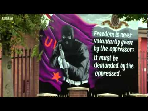 BBC Spotlight - The modern UVF of East Belfast