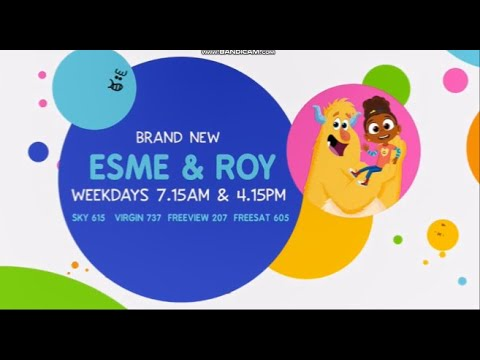 Download Esme And Roy Brand New -  Tiny Pop UK