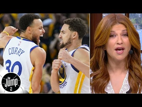 Win or lose, let's hope the Warriors give us one last glimpse of magic – Rachel Nichols | The Jump
