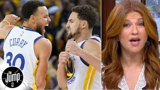 Win or lose, let's hope the Warriors give us one last glimpse of magic - Rachel Nichols | The Jump