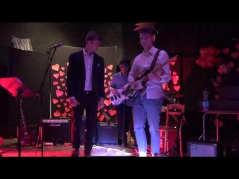 Występ zespołu The Hakey's 14.02.2017