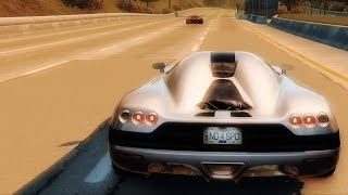 Need For Speed: Undercover - Koenigsegg CCX - Test Drive Gameplay (HD) [1080p60FPS]