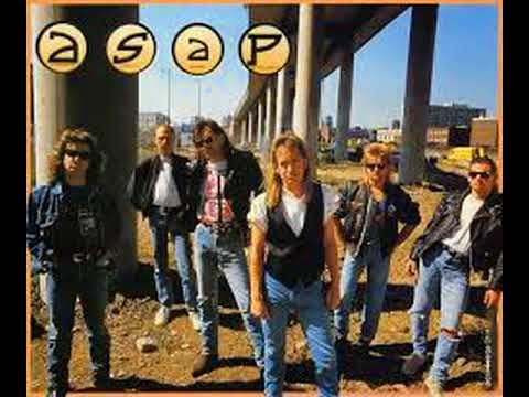 a.s.a.p. adrian smith and project - silver and gold