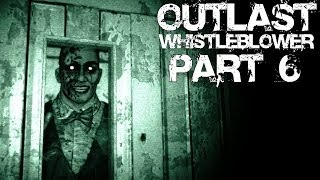 Outlast Whistleblower DLC Gameplay Walkthrough Part 6 - PC Ultra Settings Playthrough Review
