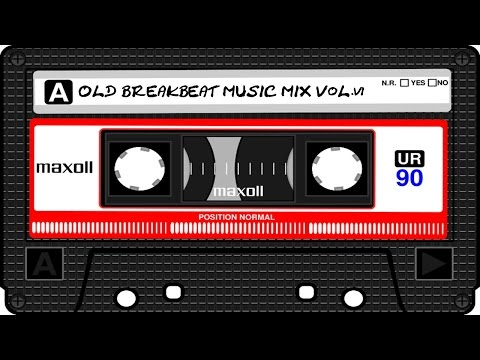 OLD BREAKBEAT MUSIC MIX Vol.6.  TRACKLIST BEST BREAK MUSIC,