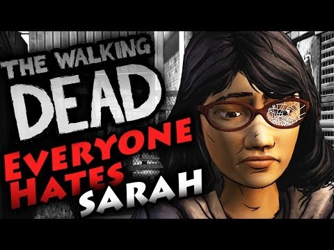 Walking Dead Season 2 Episode 3 - Bad Choices W/ Sarah