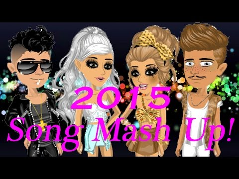 Song Mashup 2015! MSP! By kateth (pop...