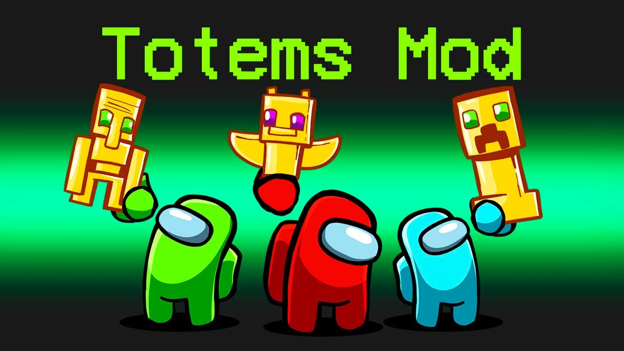 Download DEATH TOTEMS Mod in Among Us!