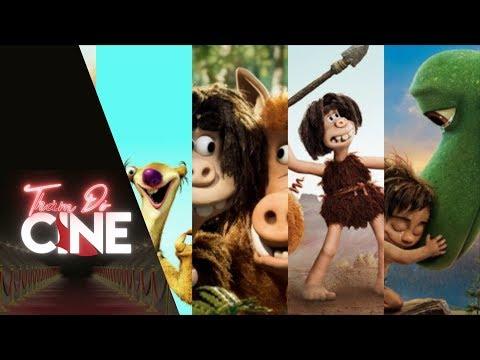 Top 5 bộ phim hoạt hình tiền sử đáng xem bên cạnh