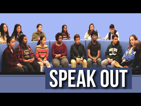 Speak Out: Minority Students Share their Experiences (Ep 1)