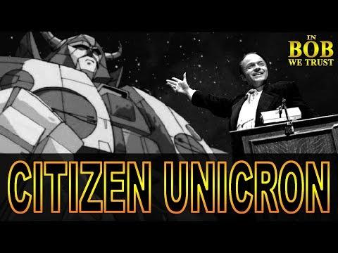 In Bob We Trust - CITIZEN UNICRON