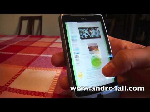 Videoreview HTC Desire Z [HD] [ESPAÑOL]