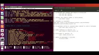 Instalacion de Odoo 8 en Ubuntu 16.04