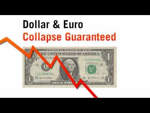Why a Dollar & Euro Collapse Is Guaranteed
