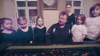 Урок по сольфеджио, преподаватель Малыгин Александр Михайлович