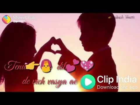 Prabh Gill | Pyar | Whatsapp Msg | Romantic Song | Punjabi Song |