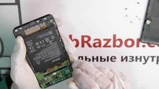 Разбор телефона Nokia 2