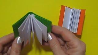 Оригами-книжка Своими Руками.Легкая Поделка из бумаги. DIY Origami Book Tutorial.Поделки с детьми!(ОРИГАМИ - КНИЖКА Своими Руками. Легкая Поделка из бумаги для Начинающих. Видео.Mini Modular Origami Book Tutorial.Поделки..., 2016-04-17T05:46:26.000Z)