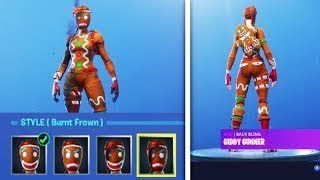 GINGER GUNNER IS BACK!!! BECOME A TRYHARD BY PURCHASING THIS SKIN CONFIRMED (FORTNITE BATTLE ROYALE)