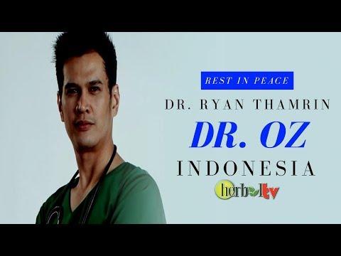 Kabar Duka, dr Ryan Thamrin 'DR OZ INDONESIA' Meninggal Dunia