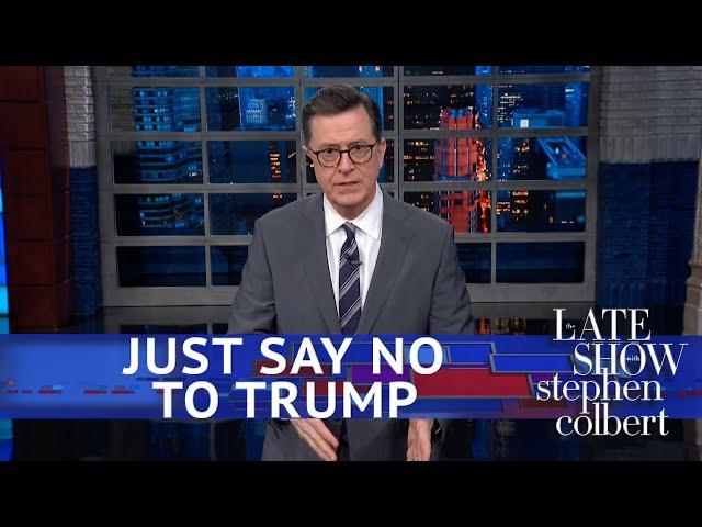 A Republican Rebuke Of The President