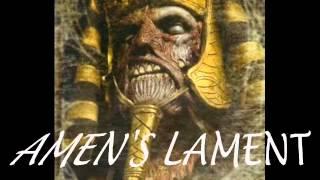 AMEN'S LAMENT TO RA I+II