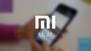 Видеообзор смартфона Xiaomi Mi A1