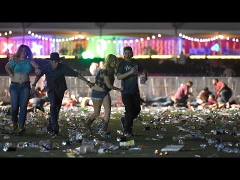 À Las Vegas, la fusillade la plus meurtrière de l