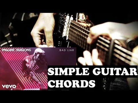 Guitar Chords bad liar| Capowithout capo |Chords lesson Bad Liar |Bad Liar Guitar Cover and solo |