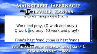 free mp3 songs download - Work and pray mp3 - Free youtube