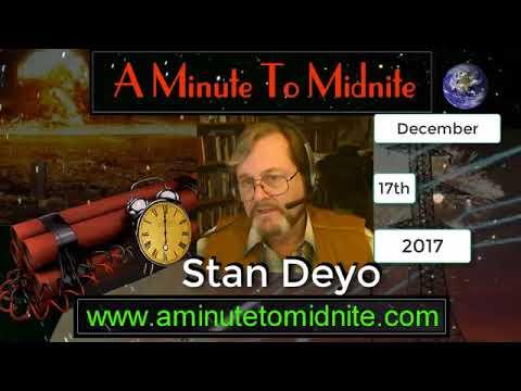 Stan Deyo Important info regarding Global Surveillance Beast, EMP shields & Nuke Threat