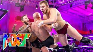 Josh Briggs \u0026 Brooks Jensen vs. Imperium: WWE NXT, Sept. 14, 2021