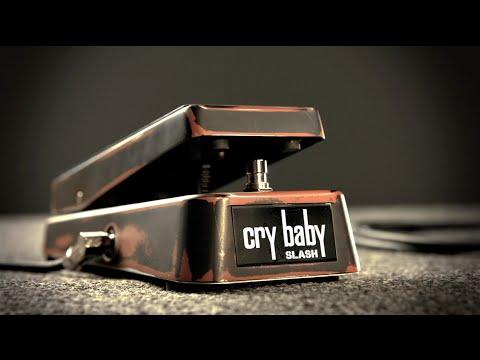 Slash Cry Baby® Classic Wah Wah