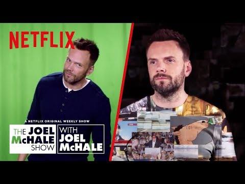 Joel McHale     HD  Netflix