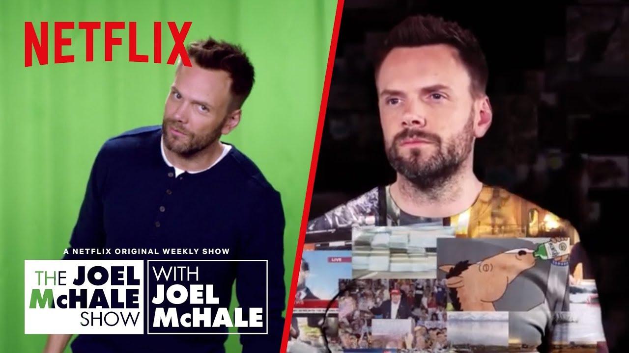 Download Joel McHale Show   Official Trailer [HD]   Netflix