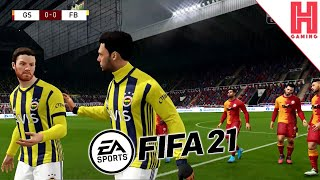 The intercontinental derby also known as eternal rivalry - galatasaray vs fenerbahce fifa 21. both teams are controlled by 21 ai gods. gameplay ...