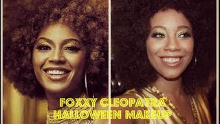 Foxxy Cleopatra | Halloween Costumes on a Budget