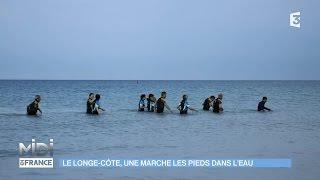 BIEN-ÊTRE & BIEN-VIVRE : Le longe-côte, une marche les pieds dans l'eau