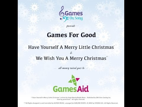 Games For Good - Christmas Single 2013 (Games On Song)
