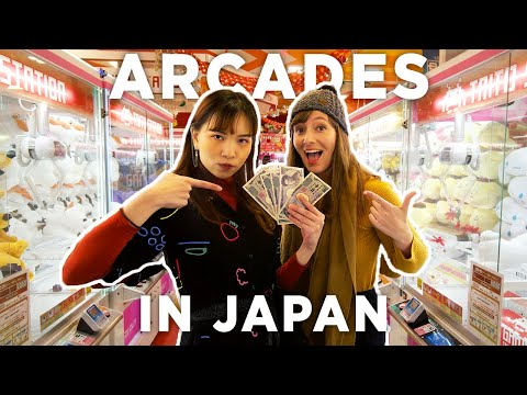 Is It Impossible To Win In A Japanese Arcade?? | Game Center