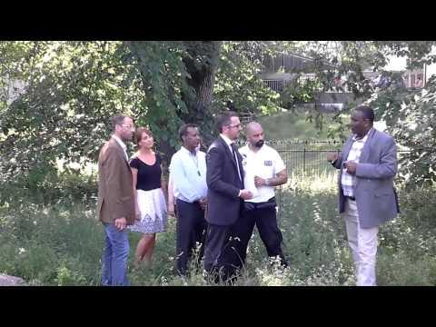 EthioSweden Taskforce  Protest at British Embassy
