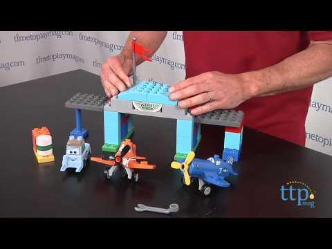 Lego Duplo Disney Planes Skippers Flight School From Lego Youtube