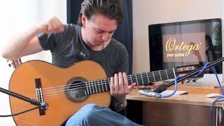 Dream Theater - Panic Attack [Acoustic/Classical Fingerstyle Guitar] - Thomas Zwijsen