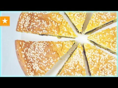 Заливной пирог без яиц в мультиварке