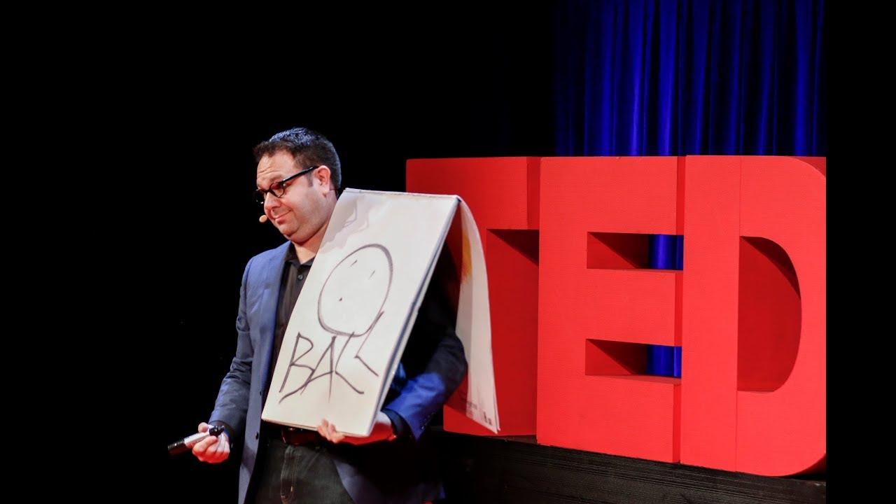 The anatomy of magic | Robert Strong | TEDxSanFrancisco - YouTube